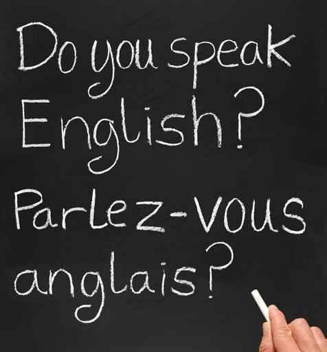 Programme de formation en langue anglaise
