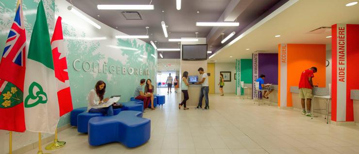 Mission et vision du Collège Boréal